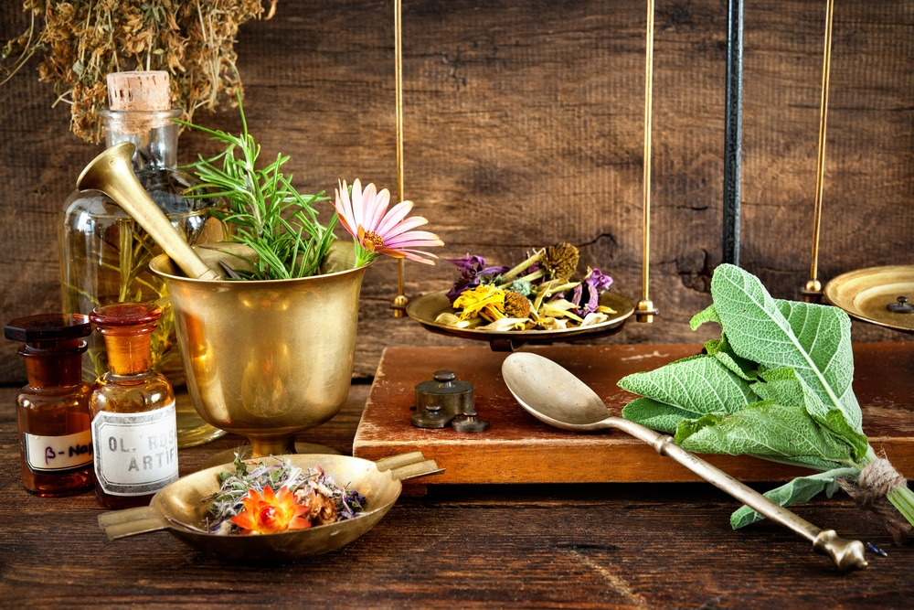 травяные сборы, народная медицина