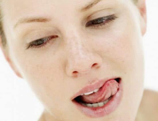 запах крови во рту при беременности
