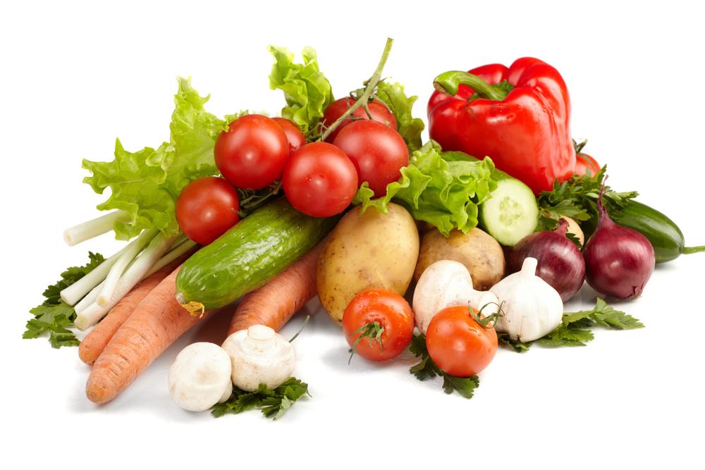 Сырые овощи при панкреатите
