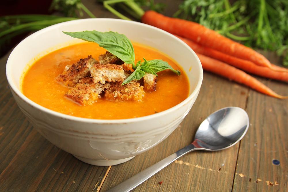 Рецепты супов пюре при панкреатите